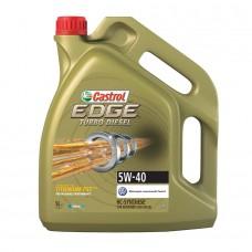 Castrol EDGE TITANIUM FST Turbo Diesel 5W40 5L