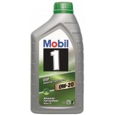 MOBIL ESP Advanced Fuel Economy 0W20 1L