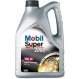 MOBIL SUPER 2000 10W40 5L