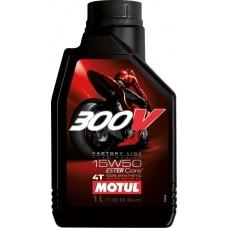Motul 300V FACTORY LINE 15W50 1L