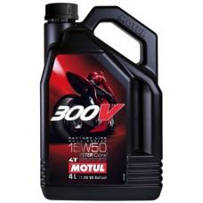 Motul 300V FACTORY LINE 15W50 4L