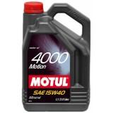 Motul 4000 Motion 15W40 4L