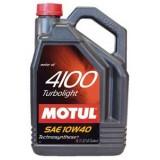 Motul 4100 Turbolight 10W40 5L