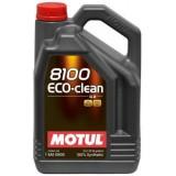 Motul 8100 Eco-Clean 0W30 5L